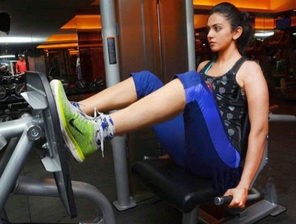 South Indian Celebrities Workout