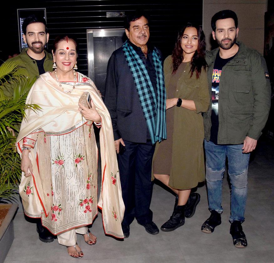 Special Screening of Film Paltan