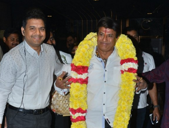 Special Screening of NTR Kathanayakudu