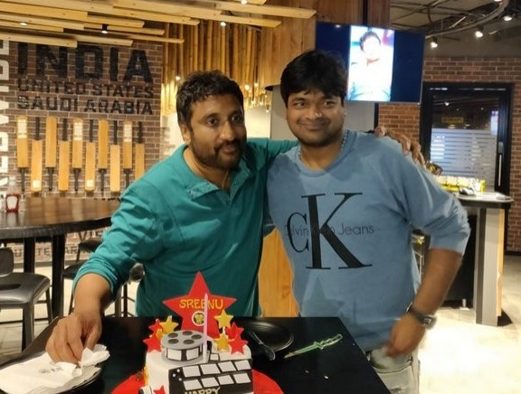 Sreenu Vaitla Birthday Party