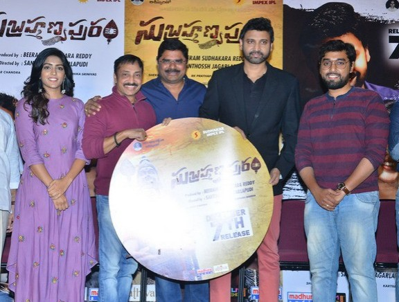 Subramaniapuram Cd Launch