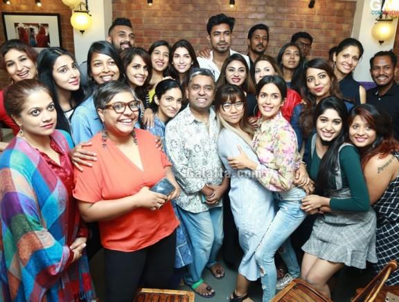 Sunil Menon celebrates 25 years in fashion