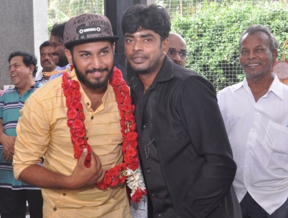 Super Ponnu Sumarana Paiyan Movie Launch