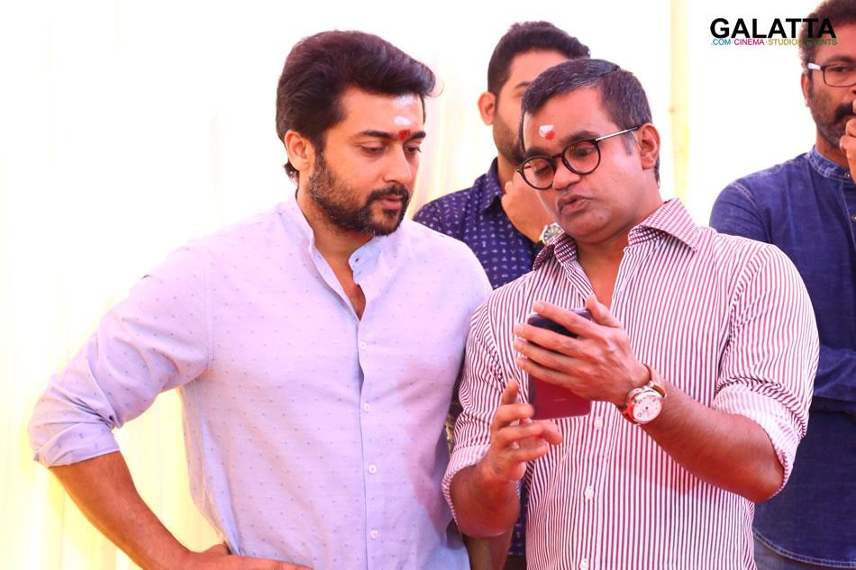Suriya and Selvaraghavan