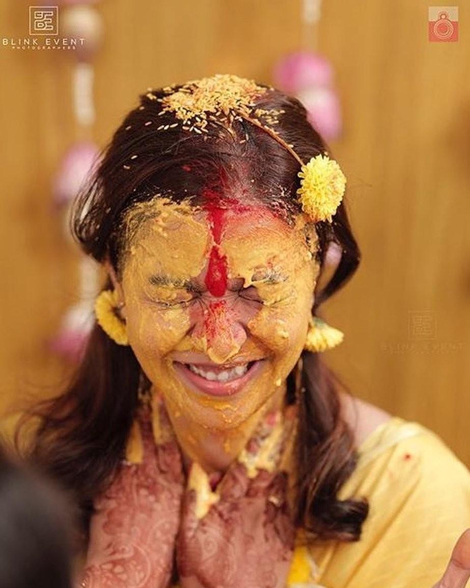 Swathi Reddy and Vikas Wedding