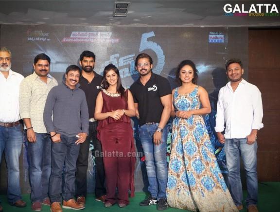 Team 5 Movie Press Meet