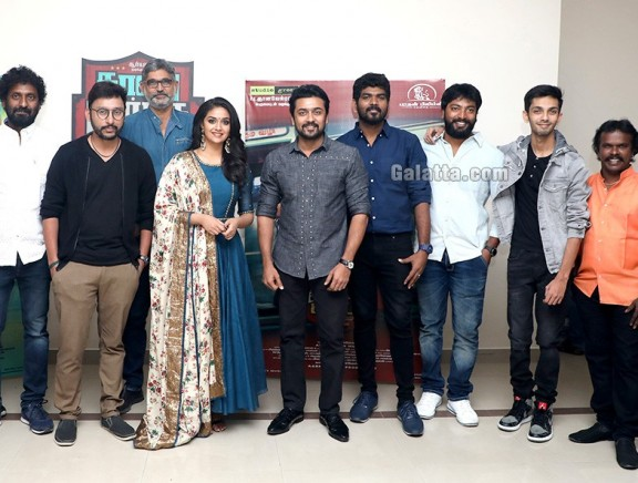Thaanaa Serndha Koottam Pre Release Event