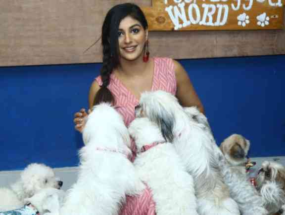 Twisty Treats Launch party inaugurated by Yashika Aannand