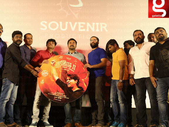 Uriyadi 2 Teaser Launch