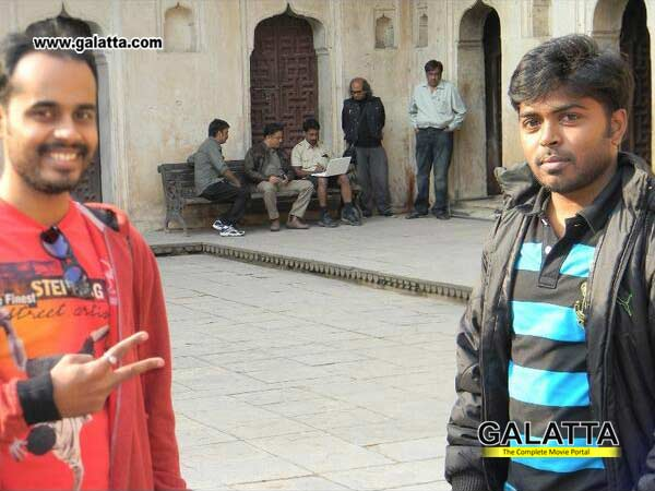Uthama Villain Location Hunt Tamil Event Photo Gallery | Galatta
