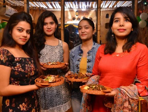 VV Vinayak Launches Kobbarillu Restaurant