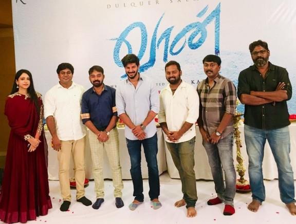 Vaan Movie Launch