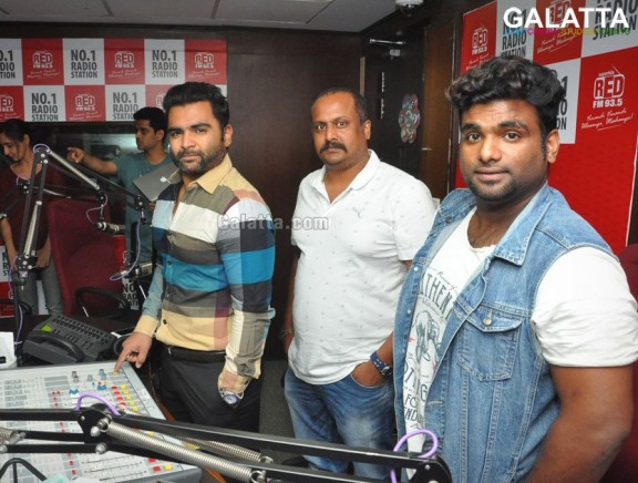 Veedevadu Song Launch at Red FM