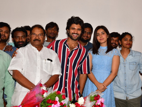 Vijay Deverakonda Birthday Celebrations