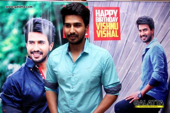 Vishnu Vishal's Birthday Meet Tamil Event Photo Gallery | Galatta