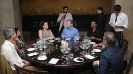 Wine Dinner in Association with Terroir Wine Club at Rhapsody in Courtyard by Marriott