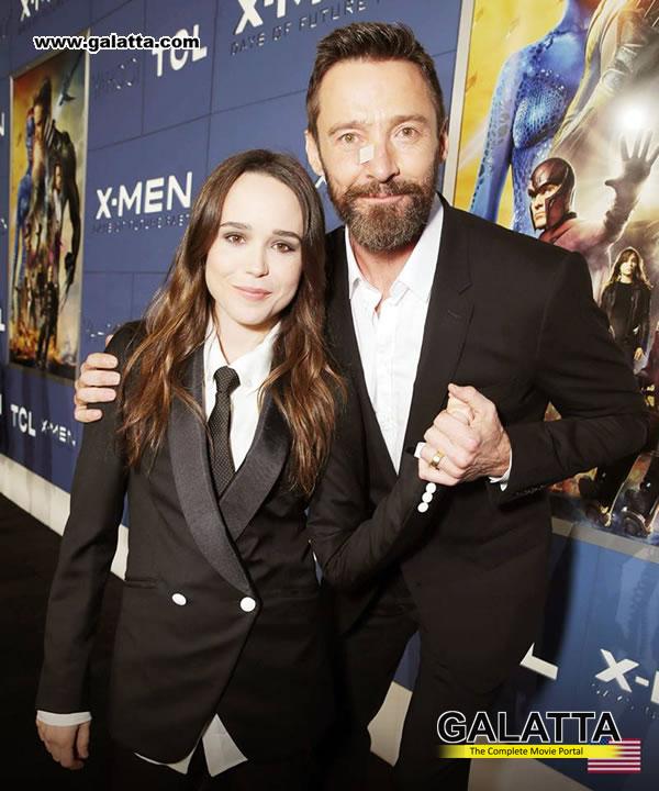X Men Days Of Future Past Premiere in New York