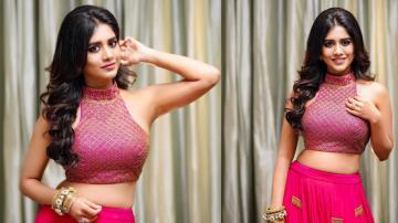 Beautiful, Nabha Natesh!