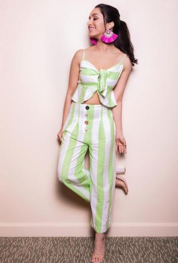 The Body Shop has a new ambassador now and it is none other than Shraddha Kapoor, who attended the press reveal meet in Mumbai wearing an assortment of cosmetics from the company