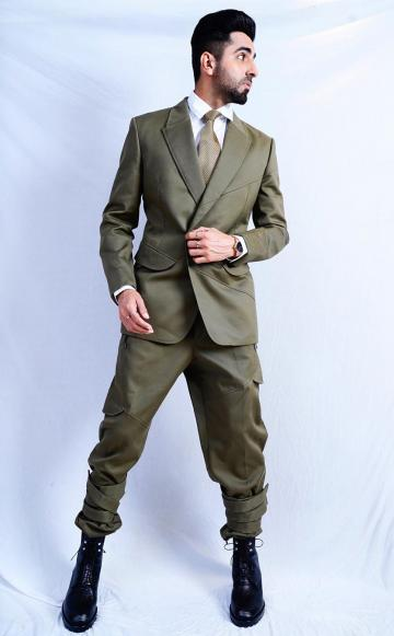 We love the jogger pants for the creatively placed pockets and the wrap tie legs - Fashion Models