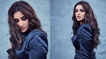 Parineeti Chopra's pantsuit is all business