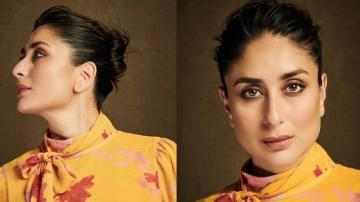 Wear yellow like Kareena Kapoor Khan