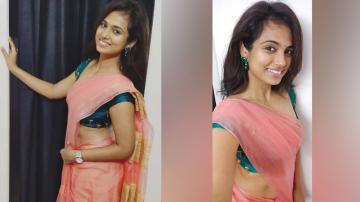 Ramya Pandian's sober saree is great officewear