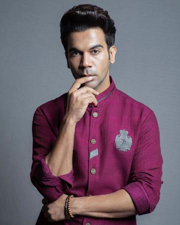 Rajkummar is currently sporting a clean look that never goes beyond the 5 O'clock shadow, which is a great look any day - Fashion Models