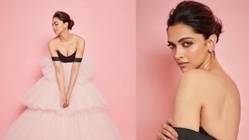 Deepika Padukone's next dramatic gown is here!