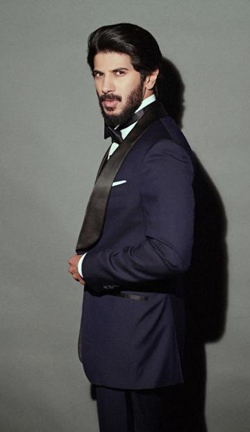 Dulquer Salmaan attended the Vogue women of the year awards night in Mumbai wearing this classy tux from Suit Supply - Fashion Models