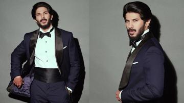 Dulquer Salmaan's new suit is drool-worthy