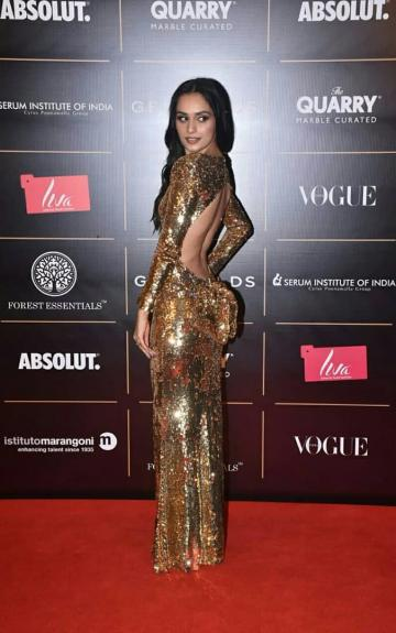 Something has to be said in favour of the sensuality this gown inspires  - Fashion Models