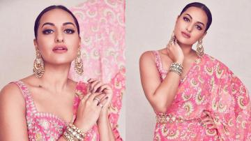Pink is good for partying, Sonakshi!
