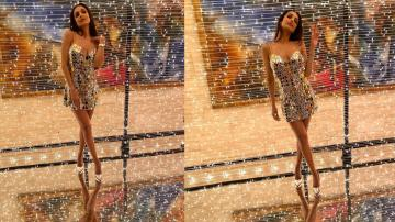 Malaika Arora was steaming the town up on her birthday in this hot dress