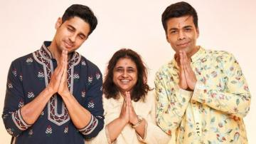The Karan Johar family twinning to steal hearts!