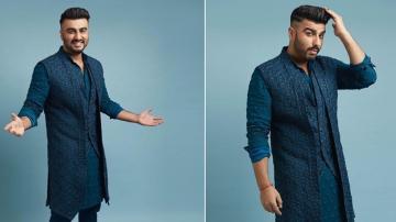 Arjun Kapoor's simple kurta works for us