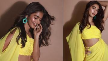 Pooja Hegde's sunshine dress is cute