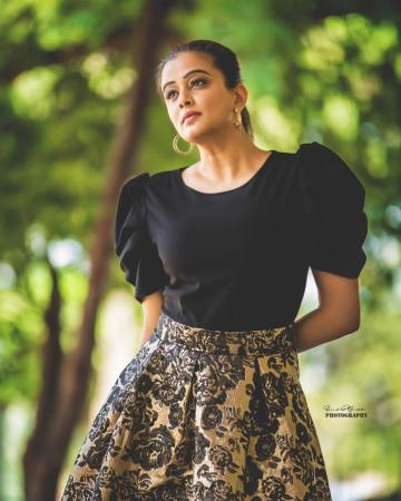 Priya Mani was recently seen wearing this simple ensemble from Shien - Fashion Models