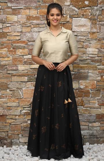 Swathishta Krishnan was recently spotted in this comfortable looking ensemble from The Stitches - Fashion Models