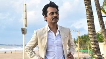 Nawazuddhin Siddiqui looking handsome with zero efforts