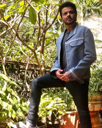 Hair and makeup artist Deepak Chauhan didn't really have a lot of work - making Anil Kapoor look handsome is not a big challenge - Fashion Models