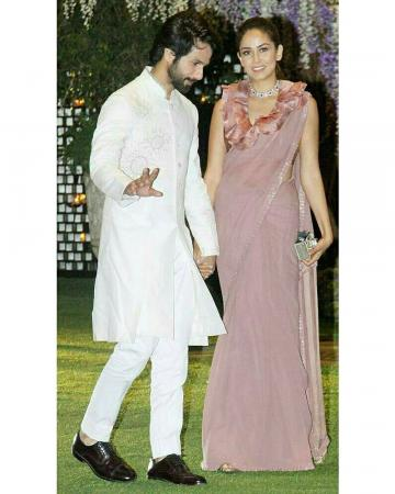 The Kabeer Singh actor wore it with a tan shoes that matches the ensemble perfectly - Fashion Models