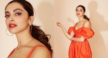Deepika Padukone's red dress is a regular for date nights