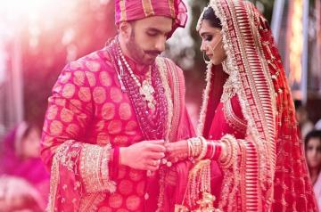 A year has passed since Ranveer Singh and Deepika Padukone got married and we can hardly believe it - Fashion Models