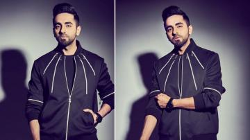 Ayushmann Khurrana's basic biker-inspired look checks all boxes