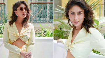 Kareena Kapoor Khan's dress has a hot cutout