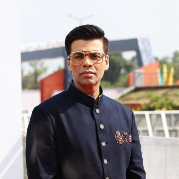 We love how Karan always opts to wear glasses - it is such a charming accessory on the man - Fashion Models