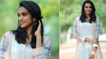 Check out PV Sindhu's simple yet dreamy ensemble