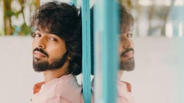 GV Prakash pulling off a pink outfit like a boss