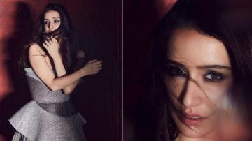 Shraddha Kapoor's shimmer outfit does make a statement
